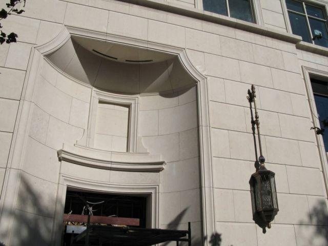 Architectural Stone Company Commercial Exterior Stone