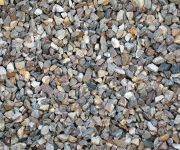 Eagle gray crushed aggregate