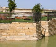 Lueders Sawn Retaining Wall