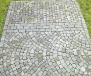 Antique Belgian Cobbles