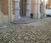 Antique Belgian Beguinage Cobbles