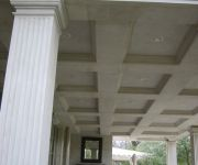 Phillips rear Loggia